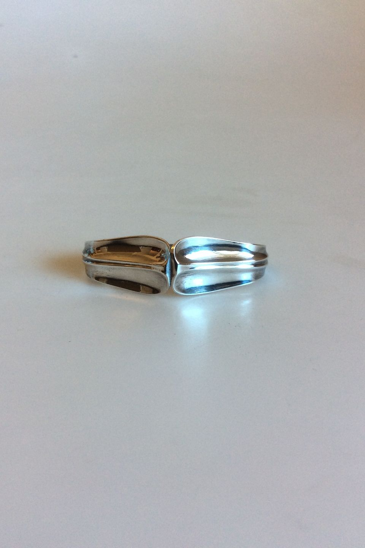 Servietringe sølv